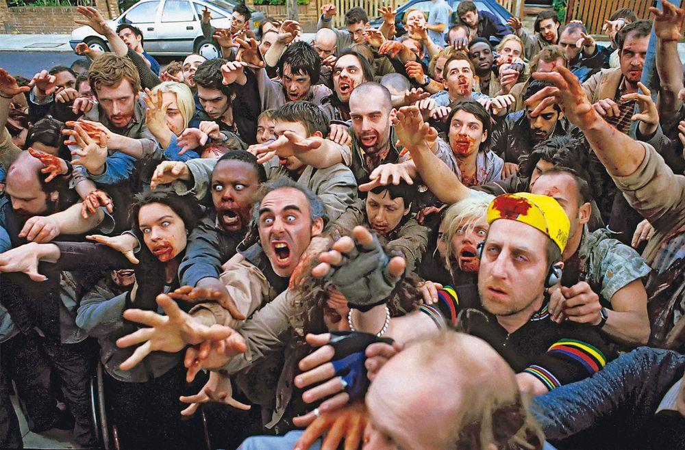 Поведение толпы и панические атаки