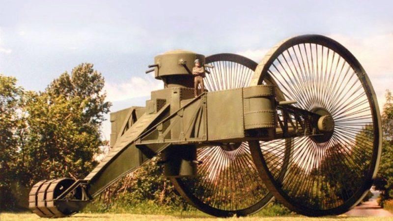 Русский Царь-танк