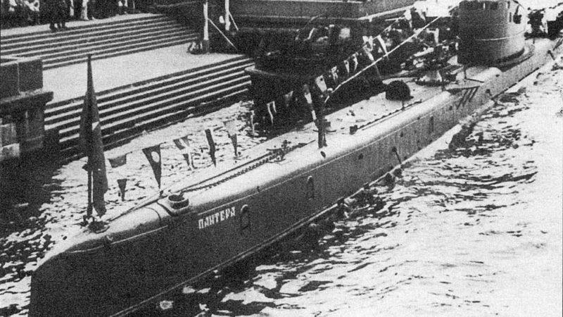 «Пантера» из бездны: первая победа советских подводников
