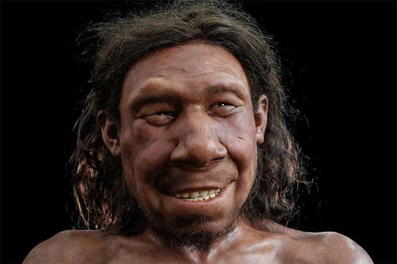 Ученые воссоздали внешность первого неандертальца Нидерландов