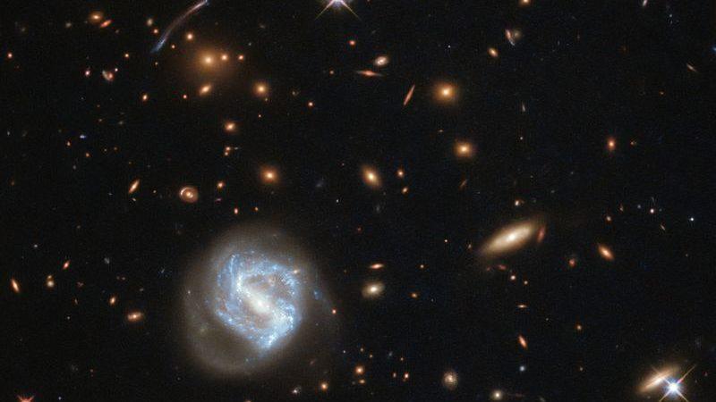Ученые кардинально изменили представление об эволюции звезд во Вселенной
