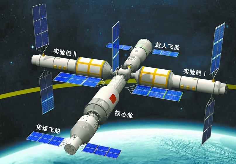 Грандиозные планы Китая по освоению космоса