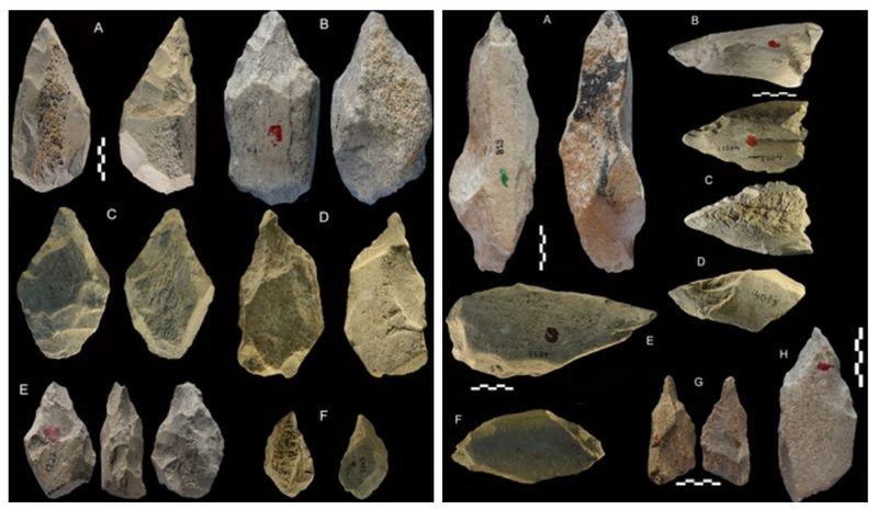 Первобытный конвейер неандертальцев
