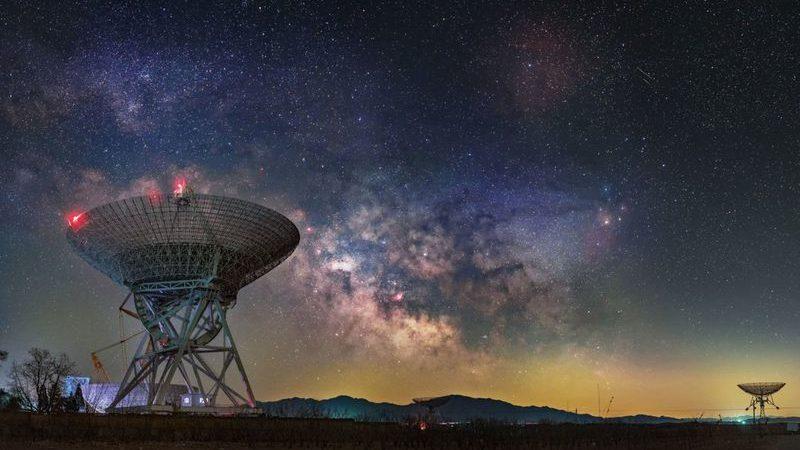 Ученые зафиксировали странный сигнал из центра нашей галактики